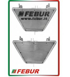 Radiateur additionnel racing Yamaha YZF-R1 15- | FEBUR
