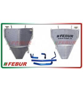 Radiateur racing Yamaha YZF-R6 08-16' | FEBUR