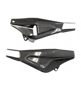 Protection de bras oscillant carbone BMW S1000RR 19-