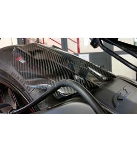 Garde boue arrière carbone Yamaha YZF-R1 15- | PLASTIC BIKE