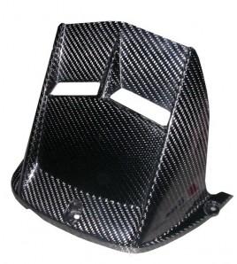 Garde boue arrière carbone Yamaha YZF-R6 08- | PLASTIC BIKE