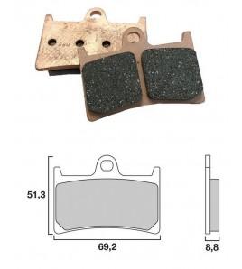 Plaquettes frein avant racing GPXPH by SEMC Distribution | VITESSE