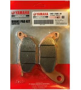 Plaquettes de frein avant origine Yamaha YZF