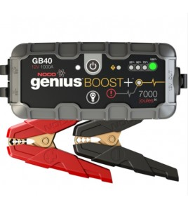 Booster de batterie moto NOCO GB40 lithium 12V 1000A