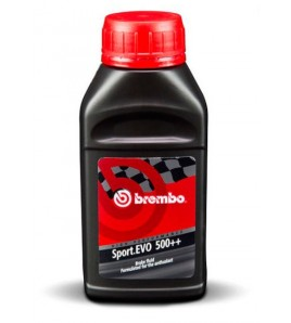 Liquide de frein BREMBO Sport evo 500++  271°C 250ml