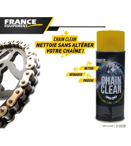Nettoyant chaine 400 ml | France Equipement