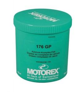 Graisse épaisse d'entretien flacon 400 ou 850g   Motorex GP 176