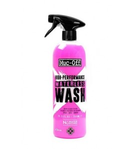 Moto wash nettoyant sans eau | MUC-OFF High Performance 750ml