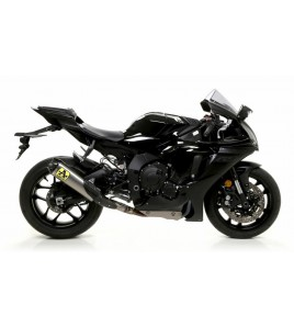 Ligne Arrow Yamaha YZF-R1 15-20' | works INOX