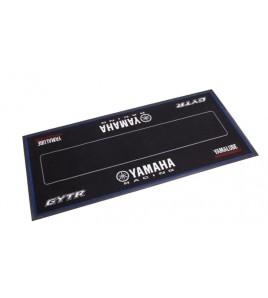 Tapis environnemental Yamaha Racing 200x100cm noir