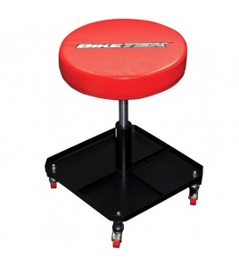 Tabouret de stand/box avec assise réglable en hauteur   Bike It