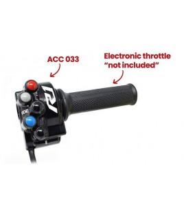 Cocotte / commodo accelerateur Yamaha YZF R1 2020 | Jetprime