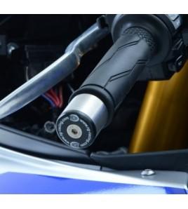 Embout de guidon acier Yamaha YZF-R1 15- | R&G Racing