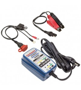Chargeur batteries Lithium, STD, AGM, GEL 12V, 0,5A, 2-30Ah | OPTIMATE 1 DUO TM402-D