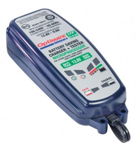 Chargeur batteries Lithium ion 12,8V, 0,8A, 2-30Ah | OPTIMATE TM470