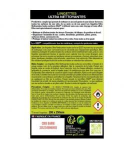 Lingettes Ultra Nettoyantes toutes surfaces x35 | GS27