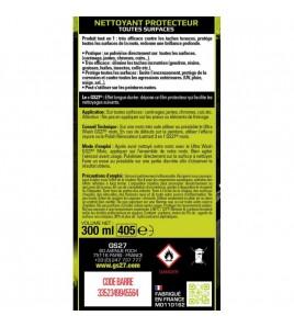 Spray nettoyant Protecteur Toutes surfaces 300 ml | GS27