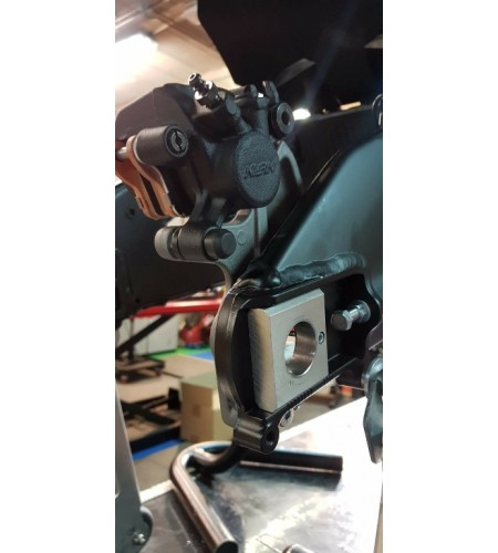 Etrier fixe de roue arrière Yamaha YZF-R1/R1M 15'-19'