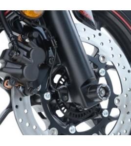 Protection axe et bas de fourche Yamaha YZF-R3 15- | R&G Racing