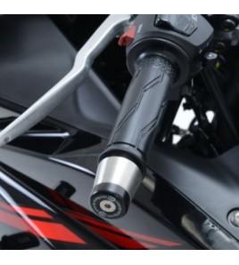 Embout de guidon acier Yamaha YZF-R3 15- | R&G Racing