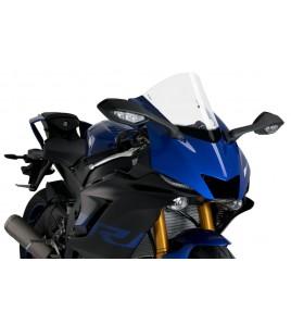 Bulle racing transparente Yamaha YZF-R6 17- | Puig R-Racer