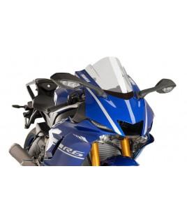 Bulle racing transparente Yamaha YZF-R6 17- | Puig Z-Racing