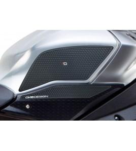 Grip de réservoir noir Yamaha YZF-R1 15- | One Design by Puig