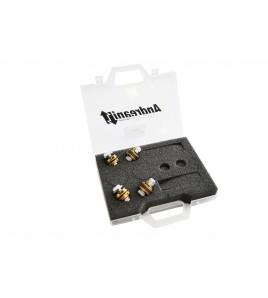 Kit pistons de fourche compression/détente Yamaha YZF-R6 18- | Andreani