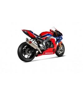 Ligne Akrapovic Honda CBR 1000 RR R /SP 20- | RACING LINE INOX