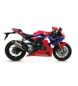 Ligne Arrow Honda CBR 1000 RR R /SP 20- | Competition full titanium system