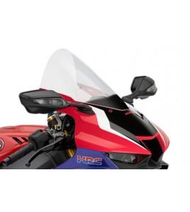 Bulle haute racing transparente Honda CBR 1000 RR R /SP 20- | Puig R-Rcaer