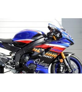Cache couvre capot coque réservoir Yamaha YZF-R6 17-  | S2 Concept