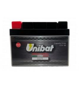 Batterie lithium UNIBAT sans entretien (equivalent YTZ7S)