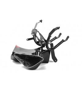 araignee & air-tube Ducati Panigale V4 V4S & V4R 18- | Dbholders