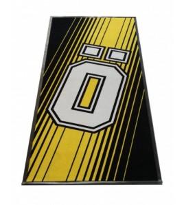 Tapis de paddock Ohlins 100x200cm noir
