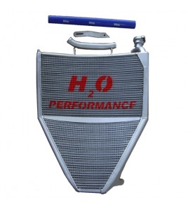 Radiateur racing Triumph Daytona 675 13- | H2O Performance