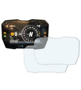 Kit de protection écran tableau de bord / dash Yamaha YZF-R3 19-