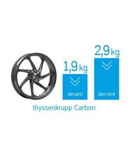 Jantes carbone Yamaha YZF-R1/R1M 15-20 | THYSSENKRUPP