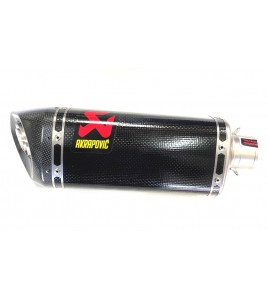 silencieux carbone Akrapovic Yamaha YZF-R3 15-