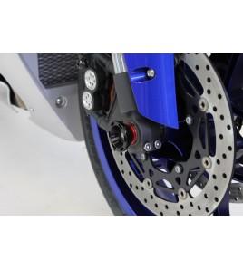Protection d'axe de roue avant Yamaha YZF-R1