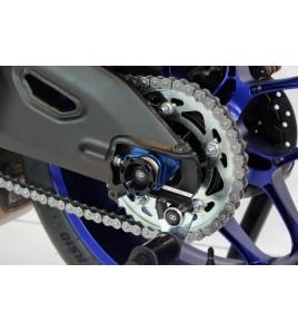 Protection d'axe de roue arrière Yamaha YZF-R1 & YZF-R6