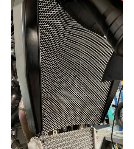 Grille de protection de radiateur d'eau Honda CBR 1000 RR-R / SP | CMS Motostore