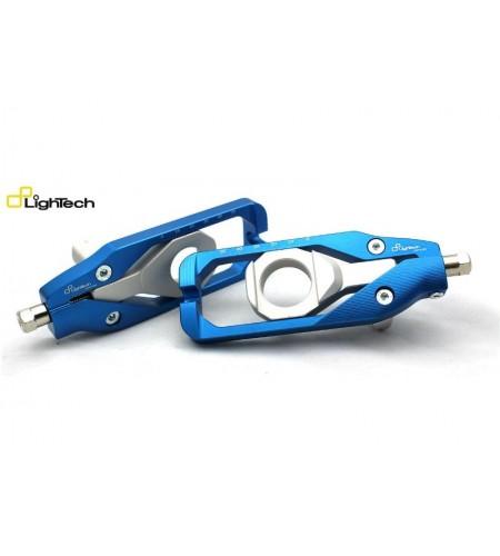 Tendeur de chaine bleu (la paire) | Lightech