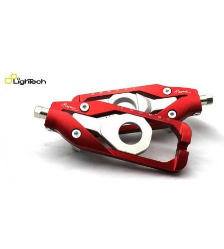 Tendeur de chaine Rouge (la paire) | Lightech