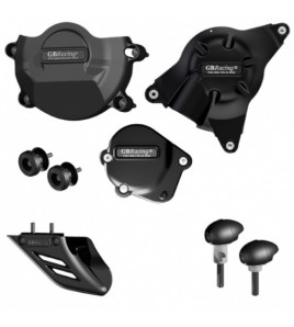 Protection complète Yamaha R6 08-19' GB RACING Kit full protect