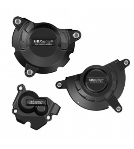Protection 3 carters moteur Kawasaki ZX10R 11-19'