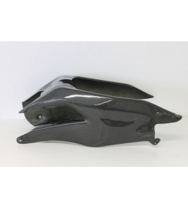 Protection de bras oscillant carbone Yamaha YZF-R1/R1M 15-