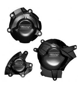 Protection 3 carters moteur Suzuki GSX-R1000 17-