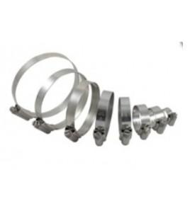 Kit colliers de serrage pour durites SAMCO