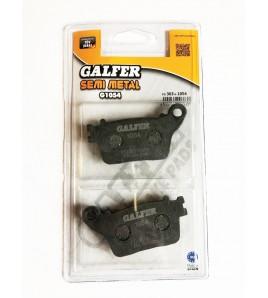Plaquettes de frein arr Yamaha YZF-R1 15- (GALFER G1054)